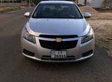 Chevrolet Cruze 2012 For sale - Silver color