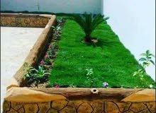 تنسيق حدائق وتصميم الشلالات أبها خميس مشيط