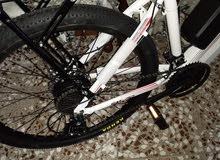 دراجة الكترونية شحن