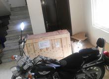 دراجة نارية بحالة الوكالة