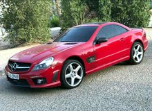 Mercedes Benz SL 55 AMG car is available for sale, the car is in Used condition