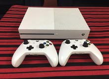 Microsoft Xbox One S 500GB with 2 Controllers for sale