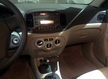 Hyundai Accent made in 2007 for sale