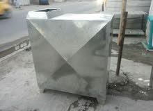 تصنيع خزانات ماء  كلفنايس حسب الطلب