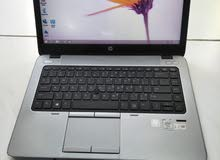 hp elitebook 840 processor core i5  4Gb ram 500gb had