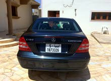 Used Mercedes Benz C 180 in Tripoli