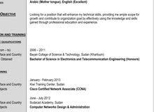 مهندس سوداني باحث عن عمل
