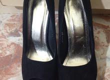 2 حذاء كعب جديد