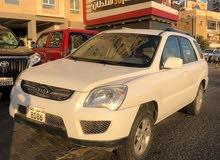 Midsize SUV - KiA Sportage 2010