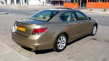 Honda Accord 2009 For sale - Gold color
