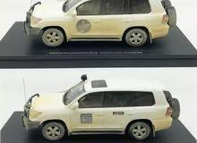 نموذج سيارة لاندكروزر للبيع (بالطلب)