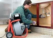مواسرجي متنقل في خدمتكم تركيب أطقم حمامات خزانات تسليك مجاري على كهرباء