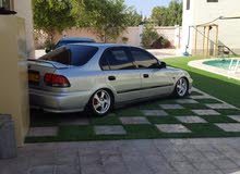 Silver Honda Civic 2000 for sale