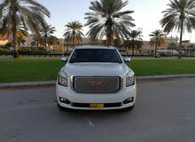 White GMC Yukon 2015 for sale