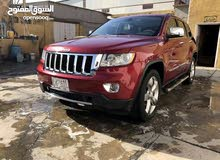 Automatic Red Jeep 2012 for sale