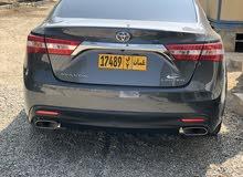 Toyota Avalon car for sale 2014 in Saham city