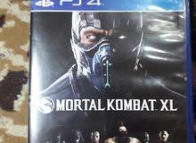 سيدي MORTAL KOMBAT XL PS4