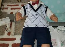 ملابس اطفال جديدة صناعه تركي