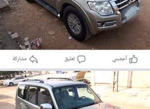 For sale Mitsubishi Pajero car in Najaf