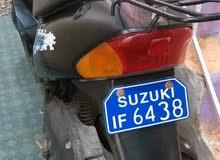 دراجه ساسوكي خفاش للبيع