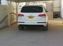 Used condition Audi Q7 2007 with 1 - 9,999 km mileage