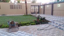 فيلا سوبر ديلوكس بها حديقة للبيع من أملاك العقارية