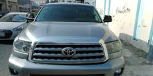Toyota Sequoia car for sale 2009 in Mecca city