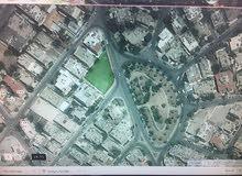 ارض للبيع في جبل الحسين