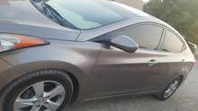 Brown Hyundai Elantra 2013 for sale