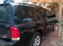 Used condition Nissan Armada 2009 with +200,000 km mileage