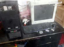 كمبيوتر بنتيوم 4  احد عشر دينار