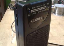 Radio transistor (( GLOREX ))
