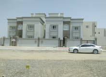 Villa for sale with 4 Bedrooms rooms - Seeb city Al Maabilah