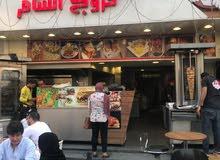 مطعم 80م للتنازل بسور دار الحرب الاكترونيه بجوار سيتى ستارز مجهز بالكامل مصر الجديدة