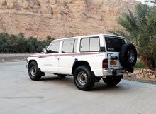 Nissan Patrol car for sale 1996 in Dhank city