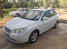 White Hyundai Elantra 2010 for sale