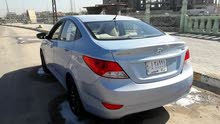 Used condition Hyundai Accent 2012 with 1 - 9,999 km mileage
