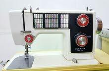 مكينة خياطة ياباني اصلي فول موصفات تعادل 50 مكينة خياطة ب 300