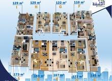 شقة فيو اهرامات علي طريق الفيوم المباشر وتقسيط علي 50 شهر