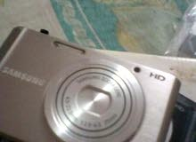كاميرا ديجتال  سامسونج بحاله ممتازه لم تستعمل غير مرتين بحاله الجديده