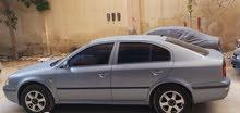 Octavia A4 للبيع بحاله الزيرو فابريكه كامله برا وجوا , 2 airbags