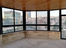 Third Floor  apartment for rent with More rooms - Amman city 4th Circle