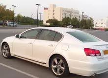 GS 460 أبيض فل أوبشن