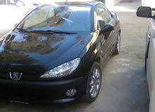 Peugeot 206 car for sale 2003 in Tripoli city