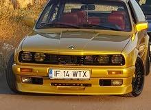 BMW بي ام بوز نمر e 30