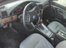 سيارة BMW 740 2000