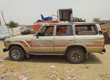 Toyota Land Cruiser car for sale 1989 in Jazan city