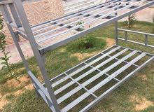 سرير حديد ماليزي الصنع