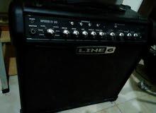 guitar amplifier line 6