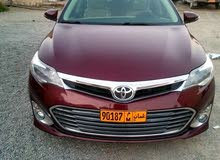 Toyota Avalon 2013 For sale - Maroon color